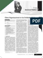 clima organizacional en la entidad publica.pdf