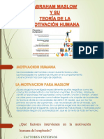 p1 Motivacion Humana