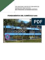 Fundamentos Del Currículo 15-03-2016-Toledo