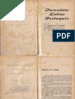 Dicionario Latim-português Por Francisco Torrinha