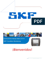 Presentación Manejo Equipo SKF Baker DX15
