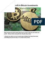 How to Invest in Bitcoins Step-By-Step Guide