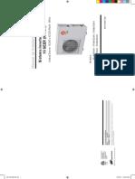 Multi Split Inverter Instalacion
