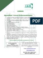 Portfolio s&r Treinamentos e Consultorias Cursos