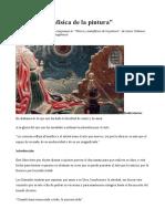 Física y Metafísica de La Pintura
