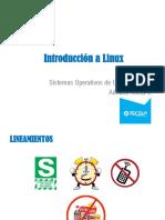 01 - Introducción a Linux