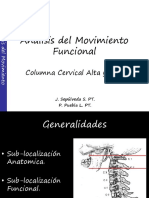 Columna Cervical 2015