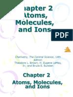 Chemistry I - Chapter 2