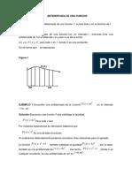 ANTIDERIVADA DE UNA FUNCION.docx