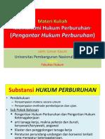 1 Materi Kuliah Hukum Perburuhan