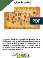 Región Subartica