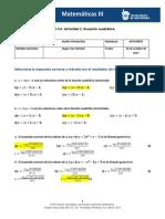 MIII U1 Actividad 1 Ecuacion Cuadratica Andres Pineda