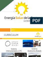 Energía Solar de La Costa - Presentación Intro