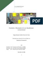 Controlo e Simulação de um Quadrirotor Convencional.pdf