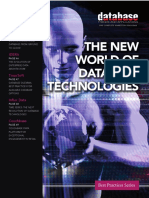 The New World of Database Technologies