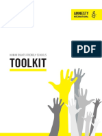 HR Friendly Schools Toolkit (AI)