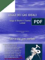 Leggi Gas Ideali-2010