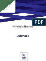 Guia de Estudos Da Unidade 1 - Fisiologia Humana