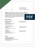 Jobswire.com Resume of snookim21