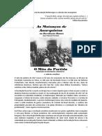 Os 100 anos da Revolução Bolchevique e a derrota dos anarquistas