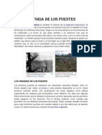 Historia de Los Puentes