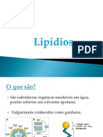 Lipídios - seminário