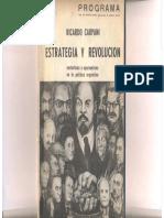 1965-03 Carpani, Ricardo - Estrategia y Revolución. Revista Programa Nº 2