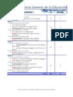 Plan de Evaluacion Historia General