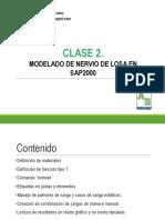 Ssdc Clase 2