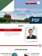 5. Cumlaude Red theme widescreen.pptx