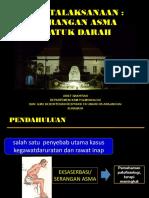 Apec Dr Penatalaksanaan Eksaserbasi Asma Dan Batuk Darah 1