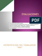 PPL y rol del T.