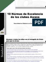 10 Normas de Excelencia