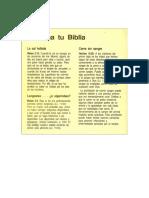 Lee Tu Biblia