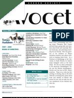 June-July 2007 Avocet Newsletter Tampa Audubon Society
