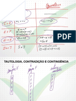 Revisão 2 - Raciocínio Lógico - InSS - Técnico Do Seguro Social - Intensivão