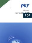 Ghana Tax 2009