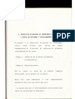 Producción - Influencia de las condiciones de sulfonación sobre la capacidad de intercambio en una resina estireno - divinilbenceno