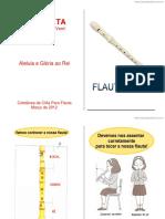 [Cliqueapostilas.com.Br] Flauta Doce