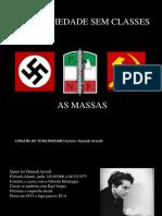 Seminário Origens Do Totalitarismo