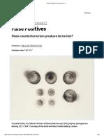 False Positives _ Issue 29 _ n+1