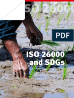 Iso 26000 and Sdgs