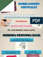 MORDIDAS PROFUNDAS