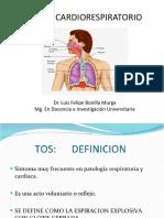 Signos y Sintomas Cardiorespiratorio