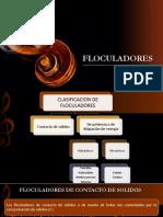FLOCULADORES PPT