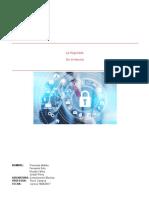 Informe Seguridad en Internet