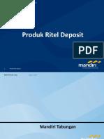 Produk Ritel Deposit