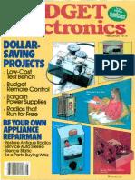Budget Electronics 1980