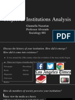 project 2- institutions analysis
