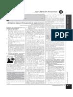 El Flujo de Caja y El Presupuesto de Capital (Parte II)